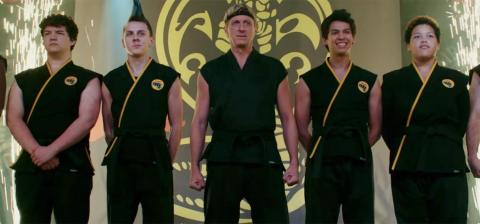 Cobra Kai Temporada 2