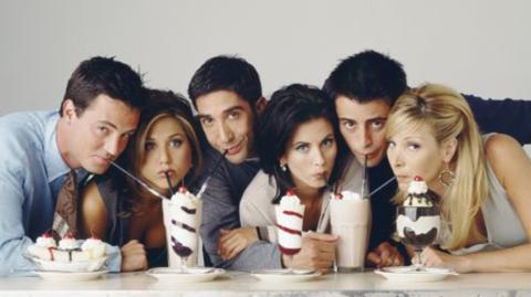 Friends serie TV