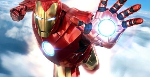 Iron Man VR principal