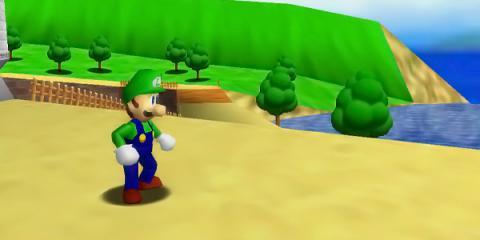 Luigi N64