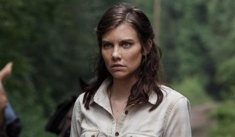 Maggie en The Walking Dead