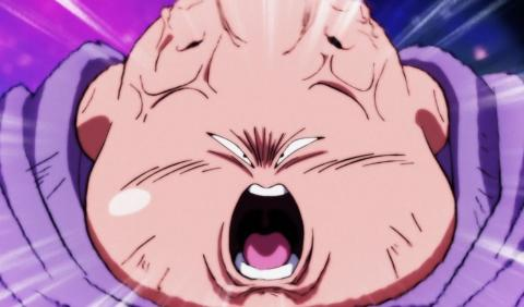 Majin Buu VS Moro en Dragon Ball Super