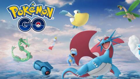 Pokémon GO legendarios