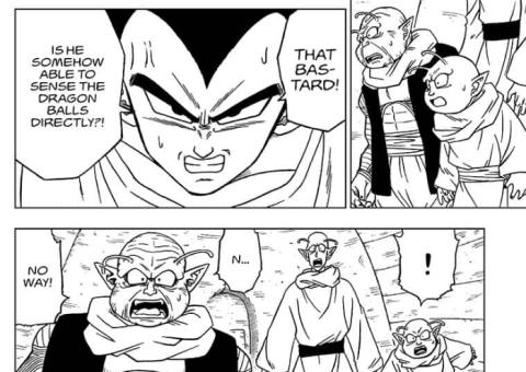 El secreto de Moro en Dragon Ball Super