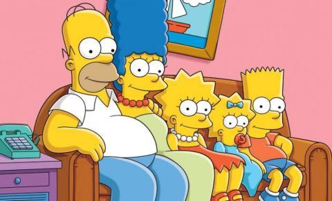 Los Simpson serie TV