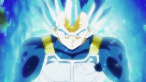 Super Saiyan Blue Evolution - Dragon Ball