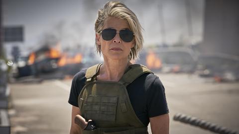 Terminator: Destino oscuro - Linda Hamilton