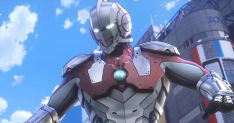 Ultraman (2019) Temporada 1