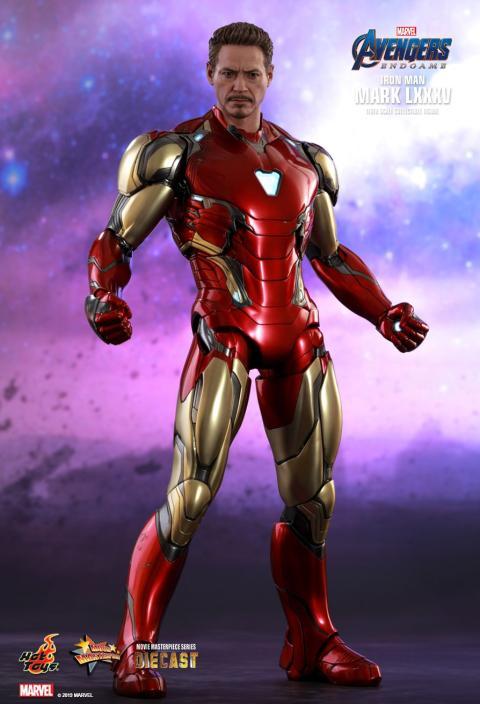 Vengadores Endgame - Figura Iron Man nueva armadura