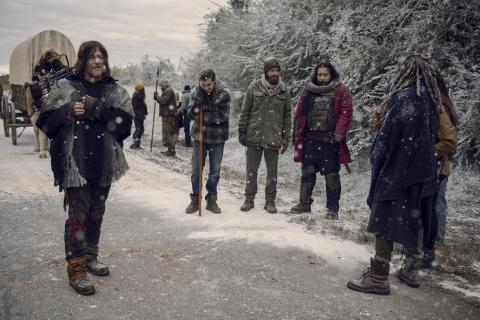 The Walking Dead 9x16