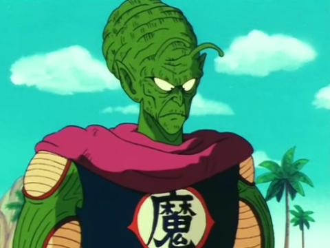 Goku VS Piccolo Daimaoh