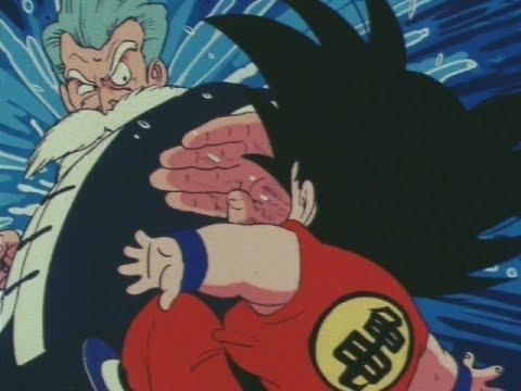 Goku VS Jackie Chun