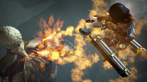 A.O.T. 2: Final Battle - Galería de imágenes