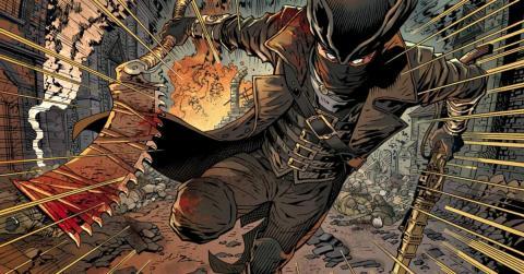 Bloodborne: La muerte del Sueño - El cómic