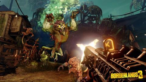 Borderlands 3 PS4 Xbox One PC
