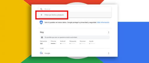 Borrar datos de Google Assistant