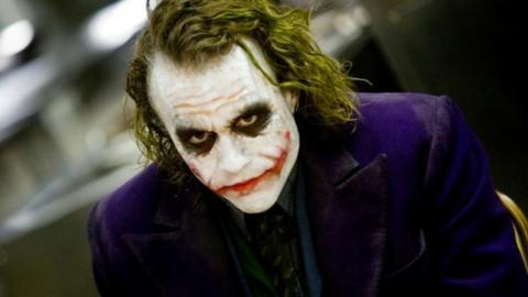 El Caballero Oscuro - Joker