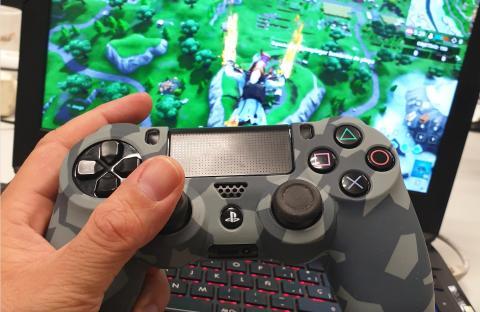 Como usar el mando de PS4 en PC