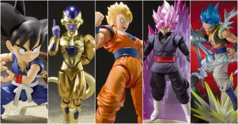 Dragon Ball figuras exclusivas