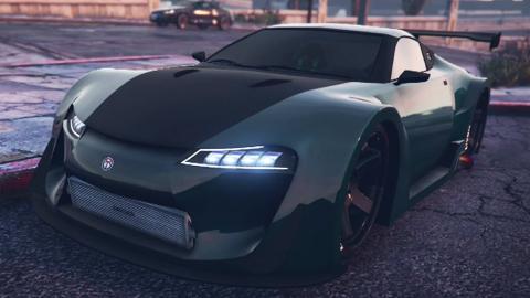 Emperor ETR1 GTA V