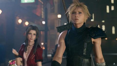 Final Fantasy VII Remake Trailer