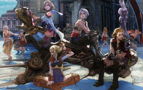 Análisis Final Fantasy XII: The Zodiac Age Nintendo switch