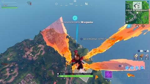 donde encontrar Fortbyte #82 Fortnite