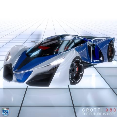Grotti X80 Proto GTA V