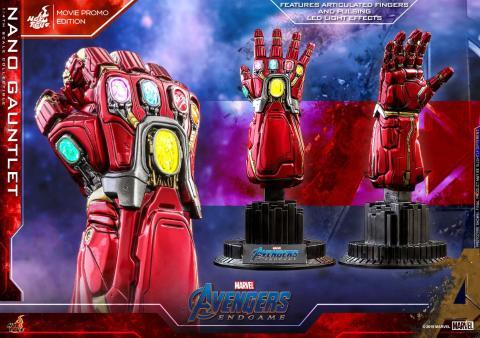 Guantelete de Iron Man en Vengadores: Endgame