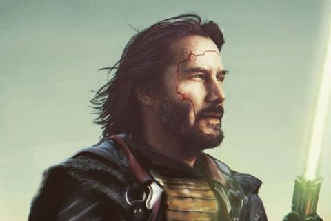 Keanu Reeves como Dark Revan