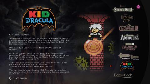 Kid Dracula  Fuente: Eliteguias