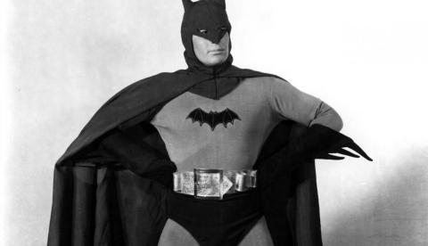 Lewis G Wilson - Primer Batman