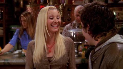 Phoebe y su peculiar cambio de nombre
