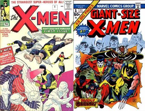 Portadas X-Men