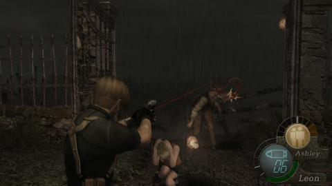 Resident Evil 4 Nintendo Switch