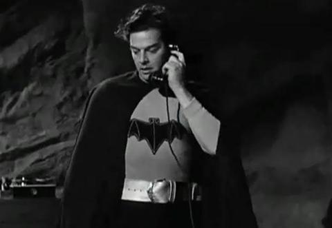 Robert Lowrey  como Batman