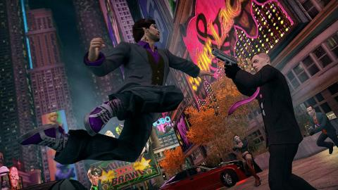 Analisis Saints Row The Third The Full Package Nintendo Switch