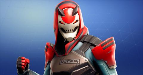 Fortnite Temporada 9 Skin Vendetta