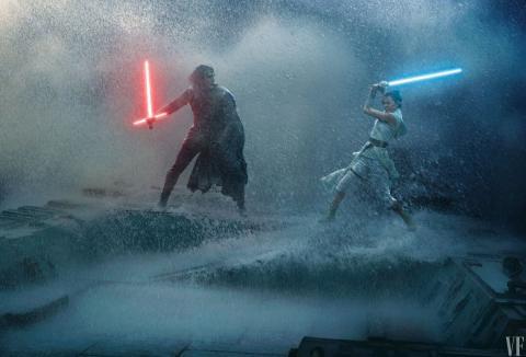 Star Wars 9 - Nuevas imágenes