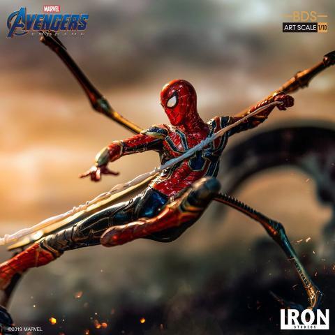 Vengadores Endgame - Figura Spider-Man