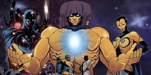 Vengadores Endgame - El Tribunal viviente pudo haber aparecido aquí o en Infinity War