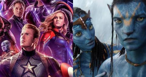 Vengadores Endgame ya está a menos de 100 millones de dólares de romper el récord de Avatar