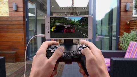 PS4 móvil Android vincular