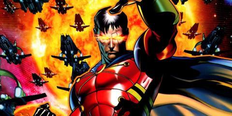 Vulcan (Vulcano) en Marvel Comics