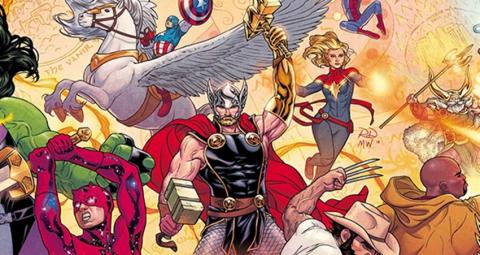 War of the Realms - Thor