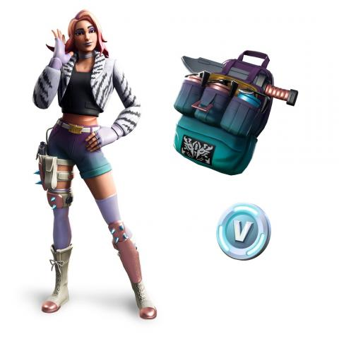 Wilde Skin Fortnite