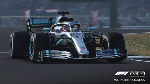 Análisis de Fórmula 1 2019