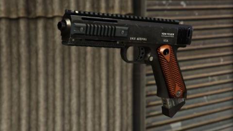 Armas GTA Online