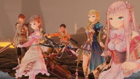 Análisis Atelier Lulua