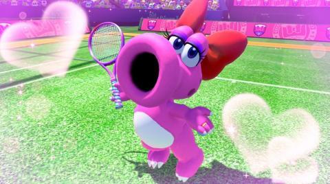 Birdetta Mario Tennis